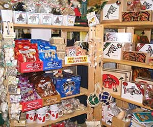Gift shop hardy buoys smoked fish inc for West to best items ideas