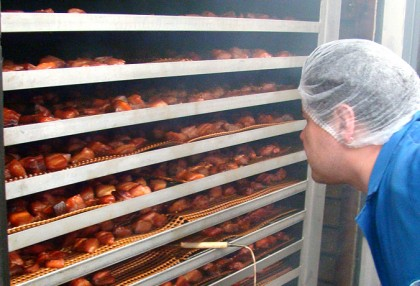 Our Smoke Masters are hands on, ensuring our products are consistent through constant monitoring.