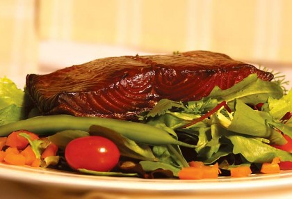 Cajun Smoked Salmon, give just the right kick to any dish!