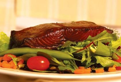 Cajun Smoked Salmon, give just the right kick to any dish!