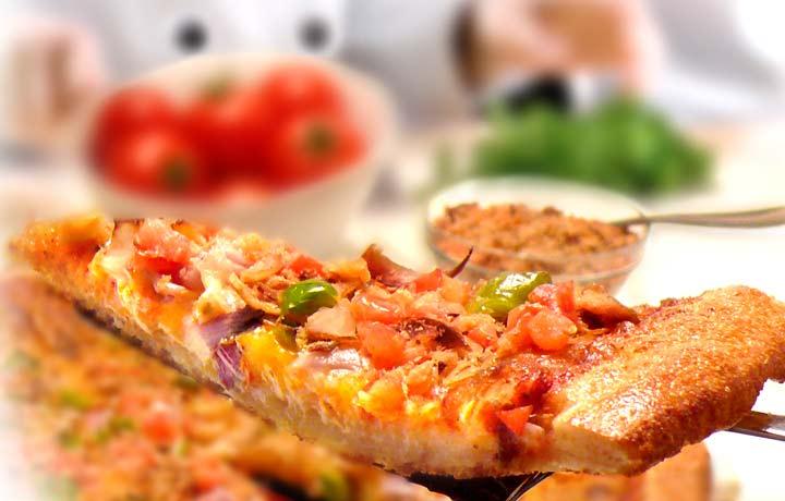 Smoked Salmon Toppers Smoked Salmon Pizza